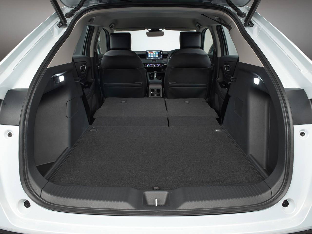 bagagliaio Honda HR-V 2021