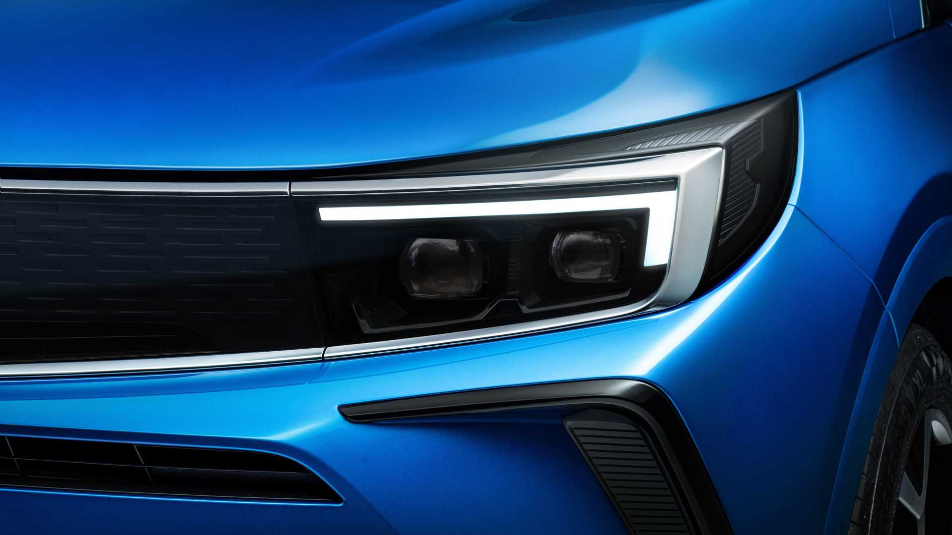 Fari Opel Grandland 2021 - IntelliLux
