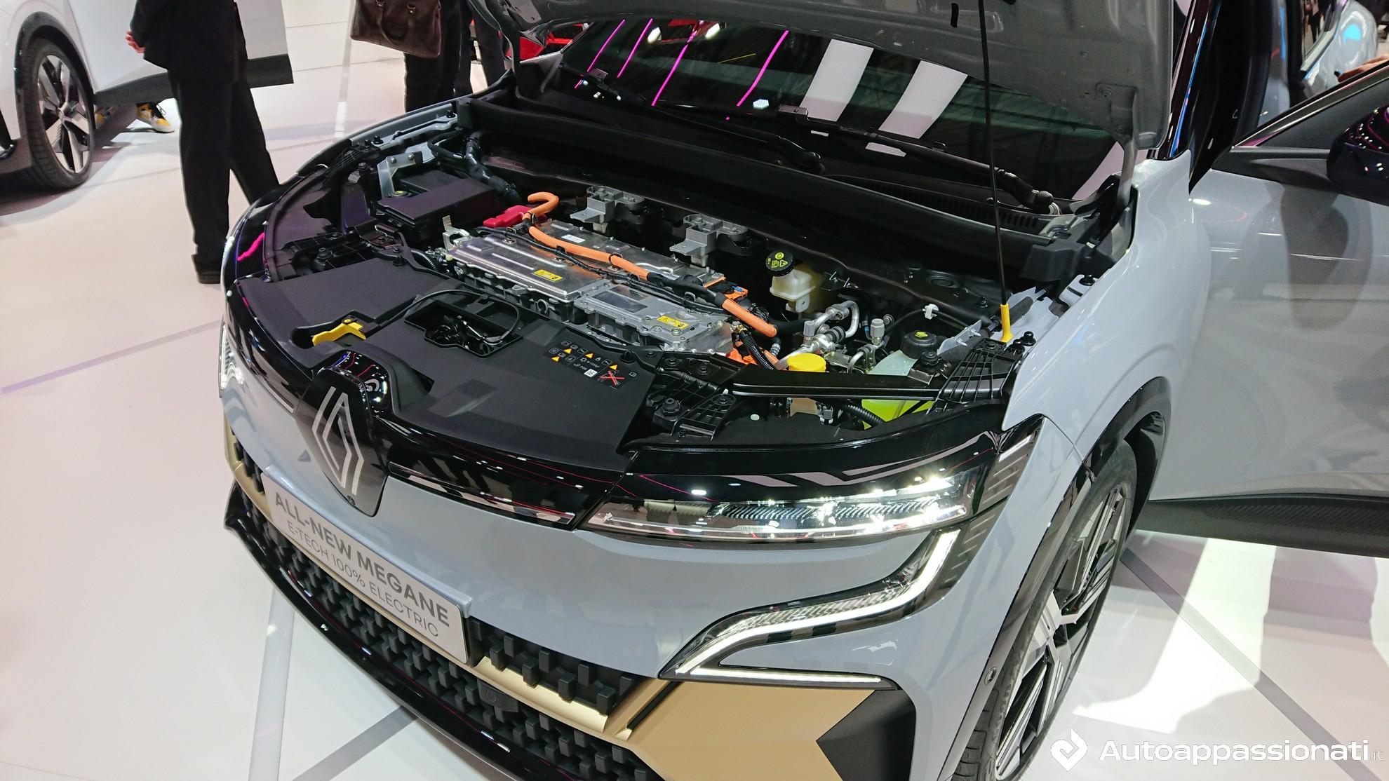 motore renault megane e-tech